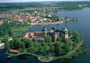 mariefred gripsholm vy