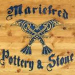 mariefred pottery & stone logga